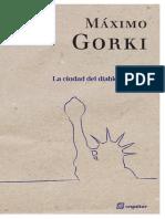 La Ciudad Del Diablo Amarillo Maximo Gorki