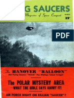 Flying Saucers magazine August 1960