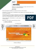 Manual Activos
