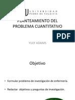 Clase 3 Planteamiento Del Problema Cuantitativo