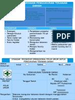 Standar Pelayanan Poli Umum Untuk Akreditasi