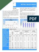 August 2016 Retail Sales Publication