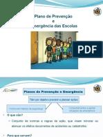 Plano de Prevenção  e  Emergência das Escola
