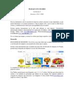 Trabajo Con Colores para disenho web
