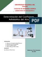 Coeficiente Adiabatico (Grupo