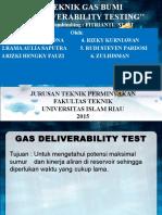 Kelompok 1 Deliverability