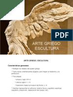 Arte Griego - Escultura