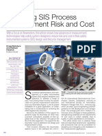 Managing SIS Process Measurement Risk and Cost