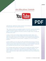 Canales Educativos Youtube