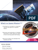 Space Missions (Satellite)