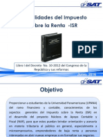 Generalidades ISR guatemala