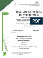 Informe Técnico Titulación Integral