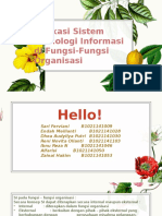 ppt Fungsi Organisasi