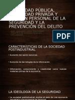 Clase 2 Seguridad Pública, Seguridad Privada y Gestión Personal