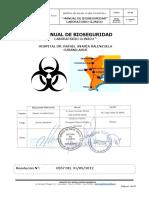 Manual Bioseguridad Laboratorio Clinico