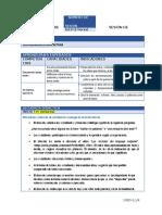 COM - U6 - 4to Grado - Sesion 06.docx