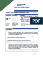 COM - U6 - 4to Grado - Sesion 08.docx