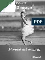 Manual Picture It! Photo Premium 10
