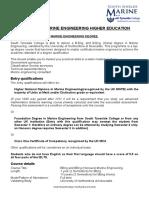 BEng Course Information Jan 15