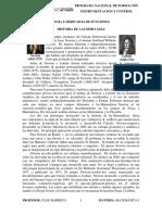 Tema i Las Derivadas Matematica i Uney