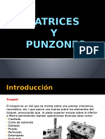 Matrices y Punzones