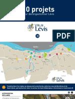 10 projets pour décongestionner Lévis