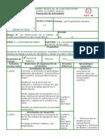 Cien II Planeación Bloque III 1.1 Características de La Materia. ¿Qué Percibimos de Las Cosas_4hr