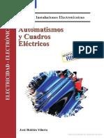 Automatismos y Cuadros Electricos