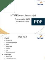 HTML5 Com Javascript - V0