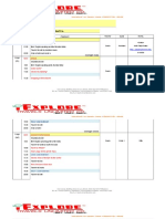 Proposed Itinerary 1-Japan Tour Package-Mila Sembrano
