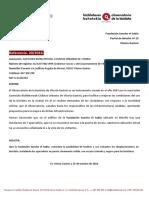Fundacion Sancho El Sabio Aparcabicis (20/2016)