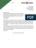Aparcabicis Txagorritxu (17/2016)