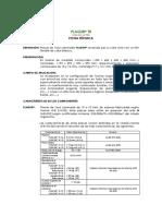 Características Pladur Tr Vinilo