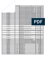 Catalogo de Precios Equipos Cfe