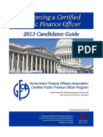 Gfo Acp Fo 2013 Candidates Guide