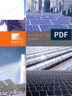 Sunshot Vision Study - Us Department of Energy