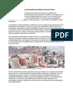Proceso Urbano - Español