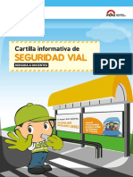 Cartilla Seguridad Vial