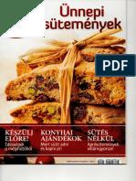 Stahl Magazin Különszám - Ünnepi Sütemények (2012)