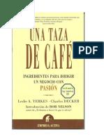 Una Taza de Cafe - Yerkes y Decker