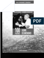 100 Fichas Sobre Ecumenismo