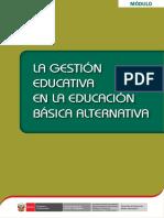 Gestion Educativa CEBA_unidad 1