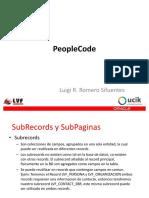 Ultima PeopleCode