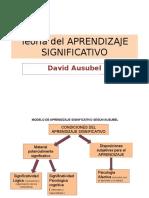 Didactica y Cognicion David Ausubel