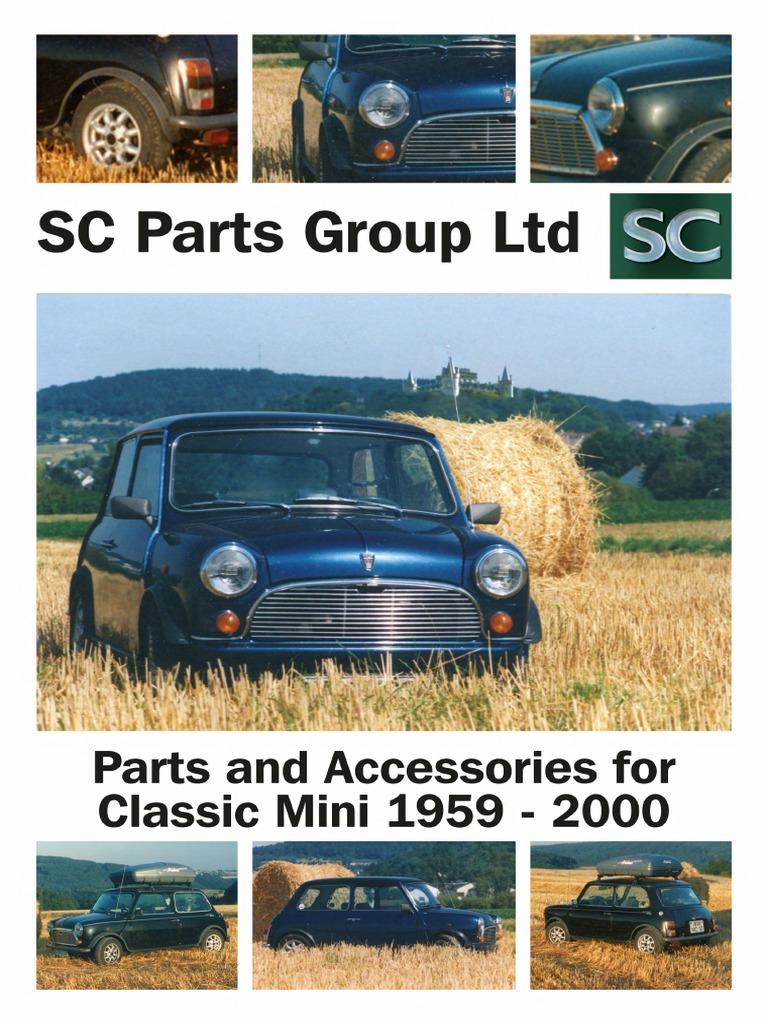 Classic Mini 15 Tooth  Mpi 1275 Engine Speedo Drive Gear Box Final Drive