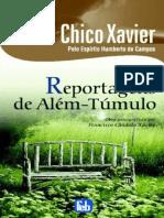Reportagens de Alem-Tumulo - Francisco Candido Xavier