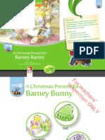 Level B_A Christmas Present for Barney Bunny