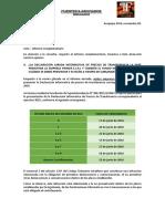 Informe Complementario PRIMER E.I.R.L