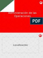 Presentación Ejercicios de Localización