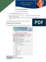 Manual Instalacion y Configuracion de IP Communicator